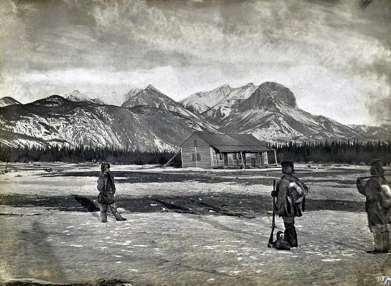 Jasper National Park Photo Where It All Began Jasper